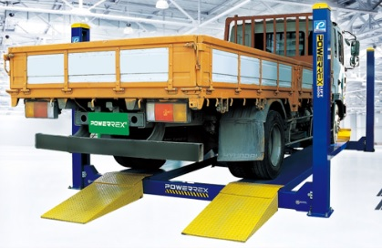 Vehicle Lifts/Hoists for truck, bus, commercial vehicles