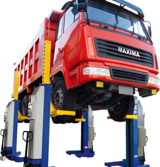Mobile-Column-lift